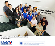 Courtesy Visit to Malaysian Dental Association